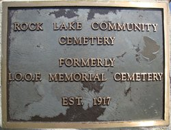 Rock Lake Community Cemetery