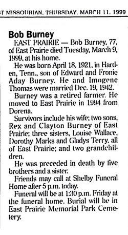 Bob Burney