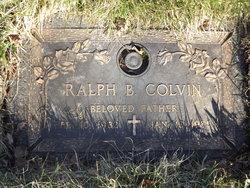 Ralph Benjamin Colvin