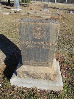 Amos W Andrews