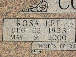Rosa Lee <i>Smith</i> Coleman
