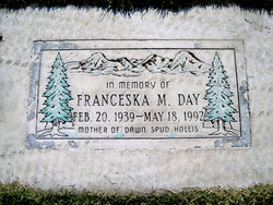 Franceska Marie <i>Ettl</i> Day