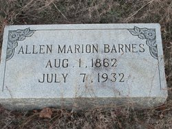 Allen Marion Barnes