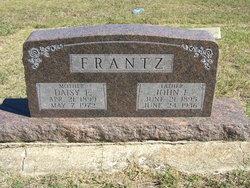 Daisy Estelle <i>Brisendine</i> Frantz