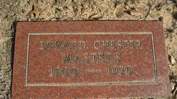 Edward Chester Masters