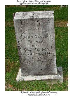 John Calvin Bitner