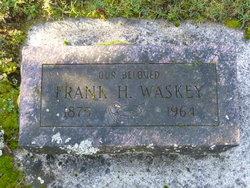 Frank Hinman Waskey