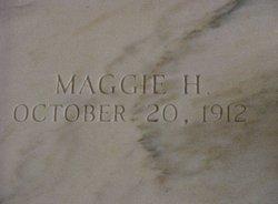 Maggie <i>Heaton</i> Aiken