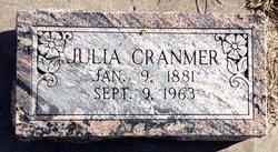 Julia Cranmer