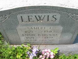 Samuel T Lewis