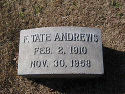 Fred Tate Andrews