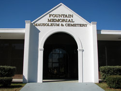 Fountain Memorial Gardens