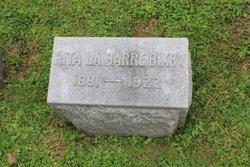 Rita <i>LaBarre</i> Bixby