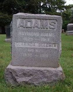 Clarinda <i>Belcher</i> Adams