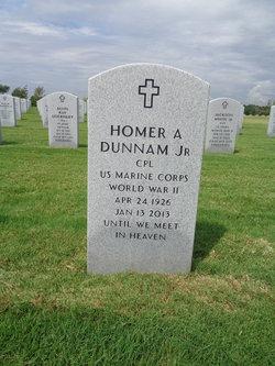 Homer Andrew Dunnam, Jr
