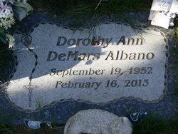 Dorothy Ann <i>DeMars</i> Albano