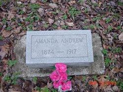 Amanda <i>Callahan</i> Andrew