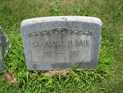 Clarence H Bair