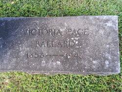 Missouri Victoria <i>Page</i> Ballard