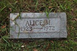 Alice M. <i>Gavett</i> Austin