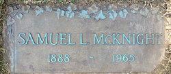 Samuel L McKnight