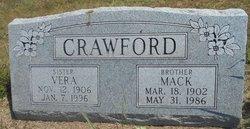 Vera <i>Crawford</i> Montgomery