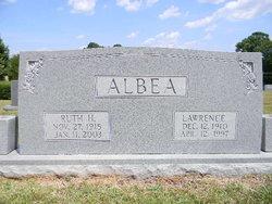 Ruth <i>Hall</i> Albea