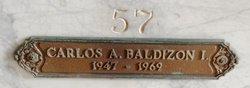 PFC Carlos A. Baldizon-Izquierdo