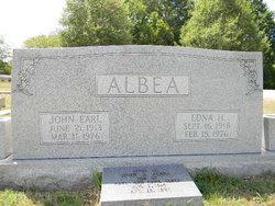 John Earl Albea