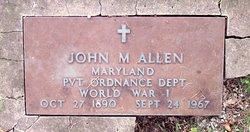 John Marshall Allen