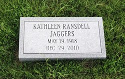 Margaret Kathleen <i>Ransdell</i> Jaggers