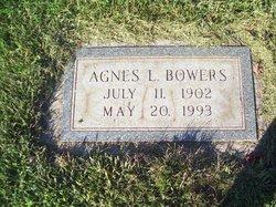 Agnes L. <i>Stone</i> Bowers