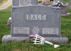 Gladys <i>Ward</i> Bale