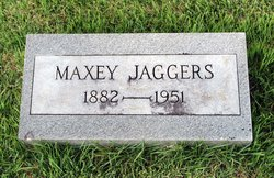 Maxey Wilie Jaggers