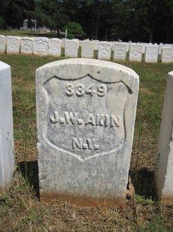 Pvt John W. Aiken