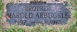 Harold Dewitt Arbuckle