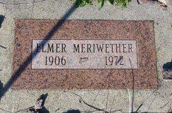 John Elmer Elmer Meriwether