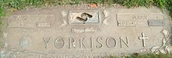 Mary Yorkison
