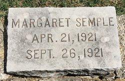 Margaret V. Semple