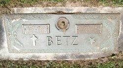Ellsworth Buddy Betz