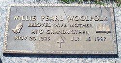 Willie Pearl Woolfolk