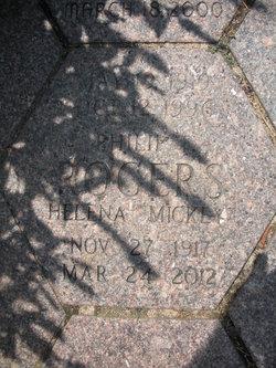 Helena Mickey Rogers