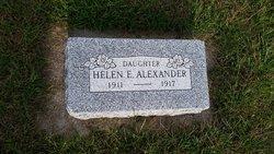 Helen E Alexander