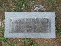 Blanch <i>McCollum</i> Caneer