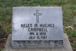Helen M <i>Hughes</i> Campbell