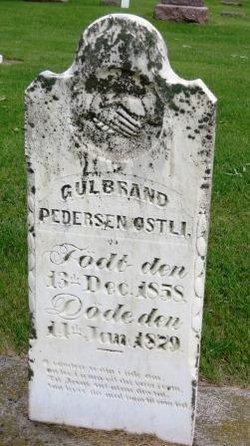 Gulbrand Ostlie