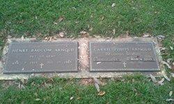 Henry Baucom Arnold