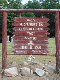 Saint Stephens Church Old Cemetery