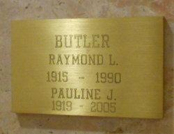 Pauline <i>Jackson</i> Butler
