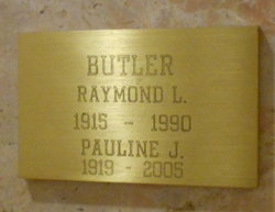 Raymond Luther Butler